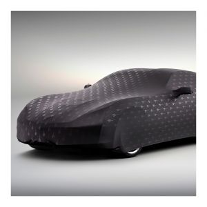14-19 GM Satin Indoor Car Cover w/Stingray Emblems