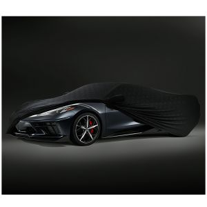 20-21 GM Black Indoor Car Cover