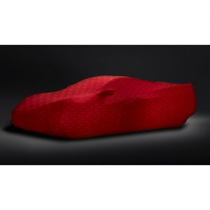 20-21 GM Red Indoor Car Cover