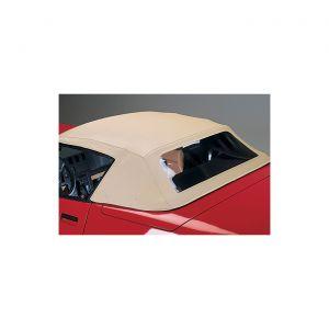 1994-1996 Corvette Convertible Top - Stayfast Cloth - Beige
