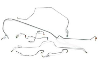 1969 Corvette Brake Line Kit - Power Brakes
