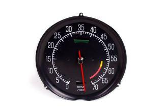 75-77 L82 Tachometer (6000 Redline)