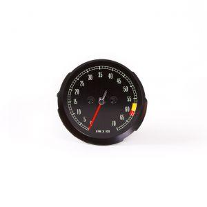 65-67 6000rpm Tachometer (Electronic)