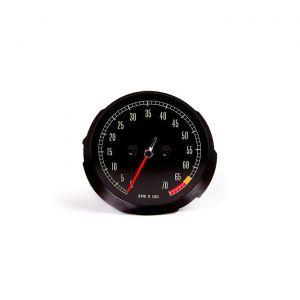 65-67 6500rpm Tachometer (Electronic)