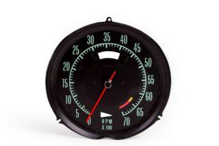 68-71 6500rpm Tachometer (Electronic)