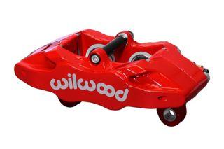 97-13 Wiwood DPC56 Direct Mount Rear Caliper in Red