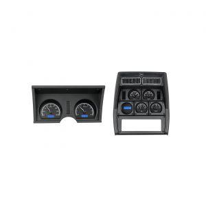 78-82 Dakota Digital VHX Speedometer, Tachometer & Gauge Package - Digital Clock (Metric)