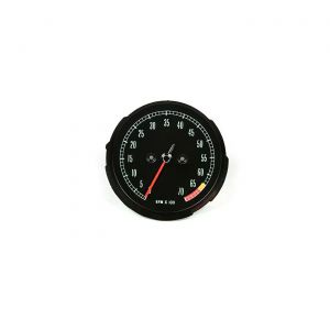 65-67 6500rpm Tachometer
