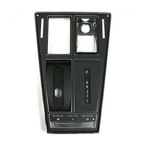 70-71 Auto w/o AC Shifter Console Upper Trim Plate
