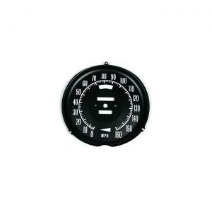 68-71 Speedometer Face Plate