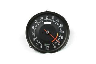 72-74 6500rpm Tachometer (Electronic)