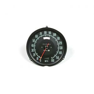 69-71 Speedometer