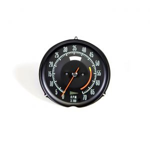 69-71 5300rpm Tachometer