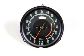 68 5300rpm Tachometer