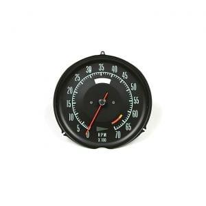 69-71 6500rpm Tachometer