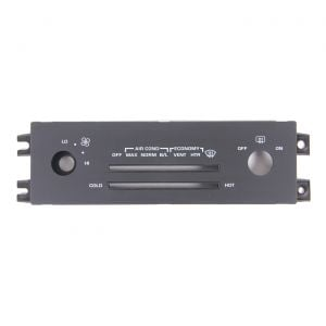 85-89 w/Defrost Heater/AC Panel Face Kit