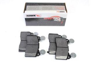 14-18 Hawk Street Race Front Brake Pads (Default)