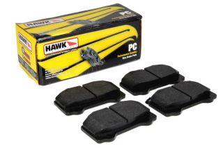 14-18 Hawk Performance Ceramic Rear Brake Pads