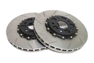 14-18 Z51 Front 2pc Slotted Brake Rotors