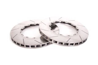14-19 Z51 Front 2pc Slotted Replacement Rotor Rings