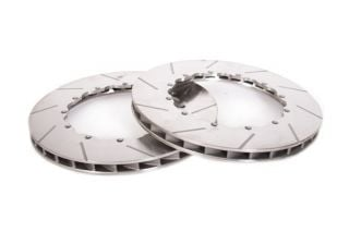 06-13 Z06/GS Rear 2pc Brake Rotor Replacement Ring With Park Brakes