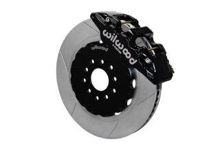 "97-13 Wilwood AERO6 Front Brake Kit w/15"" GT Slotted Rotors"