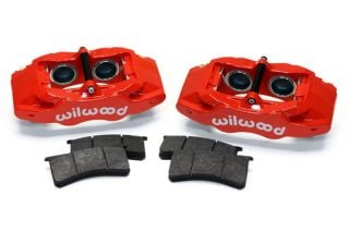 97-13 Wilwood Direct Fit SL56 Front Brake Caliper & Pad Kit (BrakeColor)