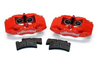 97-13 Wilwood Direct Fit DPC56 Rear Brake Caliper & Pad Kit (BrakeColor)