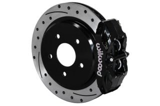 97-13 Wilwood Direct Fit DPC56 Rear Brake Package w/Rotors (BrakeColor)
