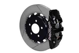 "97-13 Wilwood AERO4 Rear Brake Kit w/ 14"" GT Rotors"