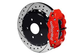 "97-13 Wilwood Superlite 4R Rear Brake Kit w/ 14"" SRP Rotors (OE Park Brake)"
