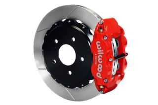 "97-13 Wilwood Superlite 4R Rear Brake Kit w/ 12.8"" GT Rotors (OE Park Brake)"