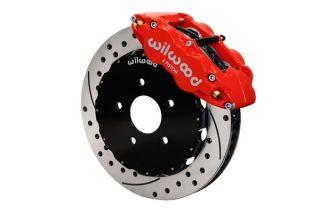 "97-04 Wilwood Superlite 6R Front Brake Kit w/ 13"" SRP Rotors"