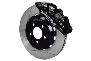 "97-13 Wilwood AERO6 Front Brake Kit w/ 14.25"" GT Rotors In Black"