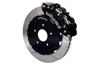 "05-13 Wilwood Superlite 6R Front Brake Kit w/ 14"" GT Rotors In Black"