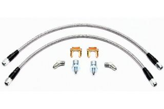 05-18 Wilwood Rear Stainless Brake Line Set