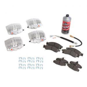 88-92 Brake Overhaul Kit (13in Front Brakes)
