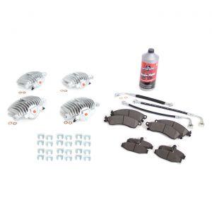 94-96 Brake Overhaul Kit (13in front brakes)