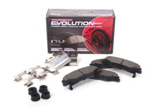 97-13 Power Stop Z23 Ceramic Rear Brake Pads