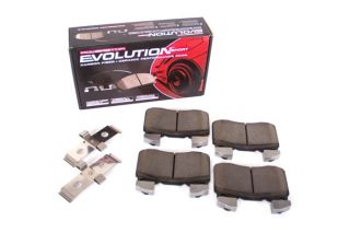 14-19 Z51 Power Stop Z23 Ceramic Front Brake Pads