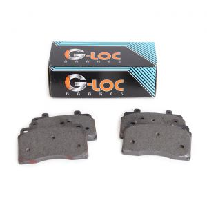 20-21 JL9 G-LOC GS-1 Ceramic Front Brake Pads
