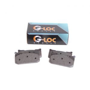 20-21 J55 (Z51) G-LOC GS-1 Ceramic Rear Brake Pads