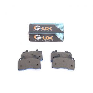 20-21 JL9 G-LOC R12 Front Brake Pads