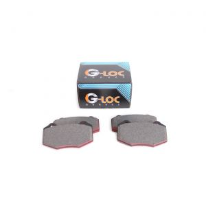 14-19 G-LOC GS-1 Ceramic Rear Brake Pads