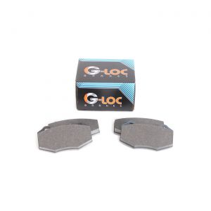 14-19 G-LOC R8 Rear Brake Pads