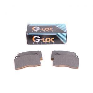 14-19 G-LOC R10 Front Brake Pads