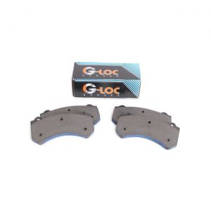 15-19 Z06/GS G-LOC R12 Front Brake Pads