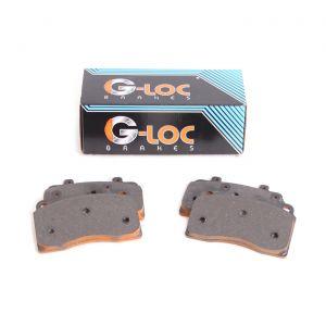 20-21 JL9 G-LOC R10 Front Brake Pads
