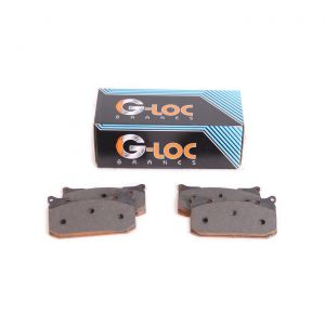 20-21 J55 (Z51) G-LOC R10 Rear Brake Pads