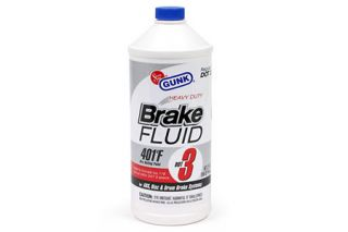 DOT 3 Brake Fluid - Quart